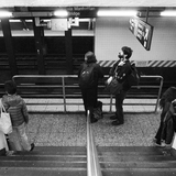 Canal Street station. Courtesy of Candy Chan.
