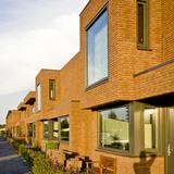 Dutch social housing in Bergen op Zoom, the Netherlands by Sputnik Architecture Urbanism Research (Photo: Sputnik)
