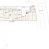 Floor plan, basement (Image: Playa Architects)