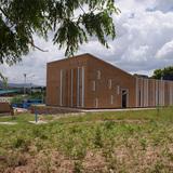 The Iringa Football for Hope Center in its context. Location: Iringa, Tanzania Credit: Darren Gill