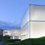 Nelson-Atkins Museum of Art, Bloch Building in Kansas City, Missouri by Steven Holl Architects. Image courtesy of the MCHAP.