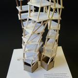 From Matteo Pericoli's The Laboratory of Literary Architecture course: Donald Barthelme's