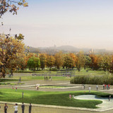 Eco park © West 8 urban design & landscape architecture