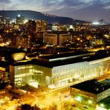 Grande Bibliotheque du Quebec in Montreal, Canada, by Patkau / Croft Pelletier / Menkes Shooner Dagenais Letourneux Architectes Associes. Image courtesy of the MCHAP.