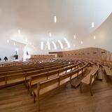 Religious Architecture - New Facilities - Honor: Boa Nova Church, Estoril, Portugal by Roseta Vaz Monteiro Arquitectos. Photo: João Morgado