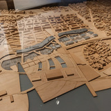 The Yenikapi Project, Istanbul (model)
