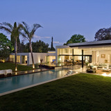 Residence Mosi in Johannesburg, South Africa by Nico van der Meulen Architects