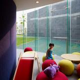 Children's Area. Photo: Yang Chaoying