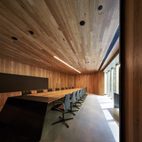 Office: Melbourne Studio   Melbourne, Australia by Woods Bagot Architects. Photo courtesy of INSIDE - World Festival of Interiors.