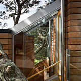 Thorne Bay House in Takapuna, New Zealand by Bossley Architects