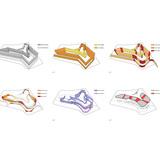 Diagram - Zhongxun Times by 10 Design in Chongqing. Image courtesy of 10 Design