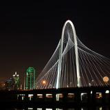 Margaret Hunt Hill Bridge in Dallas, TX (Photo: Marco Becerra)