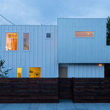 Willow Houses in Oakland, CA by Baran Studio Architecture