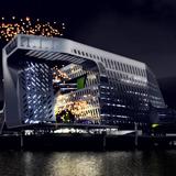 Keelung Port Terminal proposal (Architect: NMDA). Rendering by Nephew.