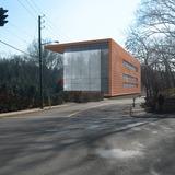 Gym and Theatre Facility via jorge Avila