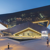 Irving Convention Center in Dallas, TX by Studio Hillier