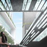 New entrance SW (Image: WXY Architecture + Urban Design)