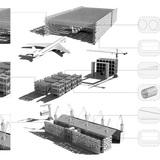 Transport Terminal, First place: Nicosia International Airport | Charoula Lambrou, Newcastle University, United Kingdom