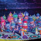 Sochi Olympics opening ceremony. © Ralph Larmann