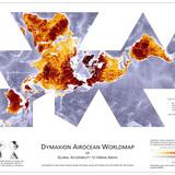 Heatmap Land Deep Sea, Jan Ulrich Kossmann, Germany