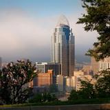 4th Place: Great American Tower, Cincinnati, 202.69 m, 41 floors (Copyright: Sam Fentress)