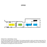 Office. Ground/Work Competition Finalist Entry by Of Possible Architectures. Image courtesy of OPA.
