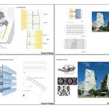 Holcim Bronze Award: Ecologically-designed retail and commercial building, Putrajaya, Malaysia: Façade sun-shading strategies.