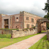 Astley Castle, Warwickshire by Witherford Watson Mann Architects. Photo: Philip Vile.
