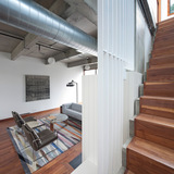 253 Pacific Street (interior) - James Cleary Architecture