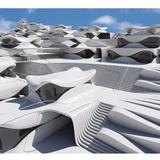 Residential/Housing, Third place: Digital Constructive Shell | Ofir Menachem, Tel Aviv University, Israel
