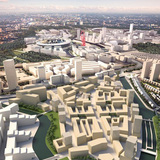 proposed IKEA urbanism