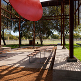 Pavilion at Cotillion Park; Dallas, TX by Mell Lawrence Architects (Photo: Mell Lawrence)