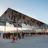 European Union: Marseille Vieux Port by Foster + Partners. Photo: Nigel Young