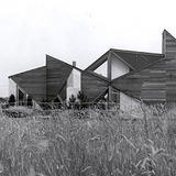 Save Midcentury Modern Architect Andrew Geller's Archive. Photo via Kickstarter.