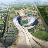 Incheon Stadium - Asian Games Mode. Image: Incheon Asian Games + Populous