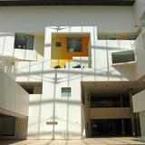 MIT's Brain and Cognitive Sciences Center in Boston, image via cfile23.uf.tistory.com.