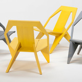 Furniture Category Winner: MEDICI CHAIR, Designed by Konstantin Grcic for Mattiazzi