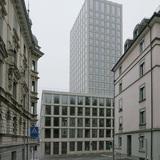 University of St. Gallen in St. Gallen, Switzerland by giuliani.hönger architekten eth bsa sia; Photo: Walter Mair