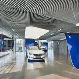 Display: Hyundai MotorStudio   Seoul, South Korea by Suh Architects. Photo courtesy of INSIDE - World Festival of Interiors.