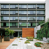 Hotel Modera in Portland, OR by Holst Architecture