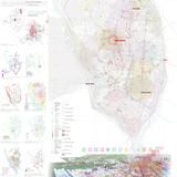 Urban research about different subjects that may affect to the sustainable masterplan Julia Torrubia is proposing via Julian Torrubia
