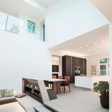 Citation of Merit: Atrium House (Chicago, IL). Photo by Evan Thomas, Studio Thomas