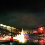 Night view (Image: Kubota & Bachmann Architects)
