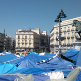 SPECIAL CATEGORY: Acampada en la Puerta del Sol, Madrid (Spain), 2011 (Photo: )