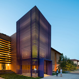 Stanford University, GSB Highland Hall in Stanford, CA by Steinberg and Legorreta