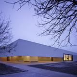 Heimolen Crematorium in St. Niklaas, Belgium by Claus en Kaan Architecten; Photo: Christian Richters