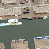 Badboot Lido aerial view
