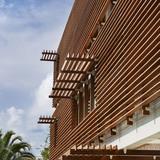 Guest Pavilion in Sullivan's Island, SC by Stephen Yablon Architect PLLC