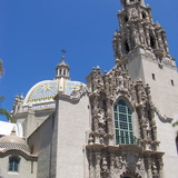 The Museum of Man in Balboa Park, image via Wikipedia.