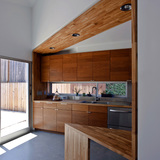 Edgewater Residence in Los Angeles, CA by Formation Association; Photo: Josh White